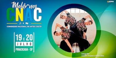 10º Congresso Nacional de Artes Cristãs - Molde-nos!