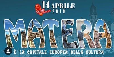I Sassi di Matera - Capitale Europea della Cultura 2019