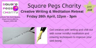 Creative Writing & Meditation Retreat Day - Fri 26th Apr 12-3pm