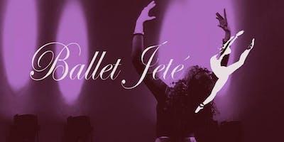 Matrícula Ballet Jeté - 2019