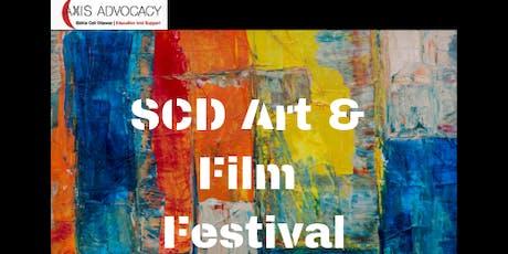 SCD Art & Film Festival tickets