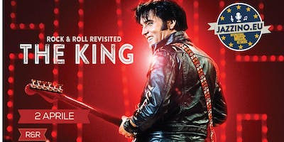 THE KING - Elvis is back in town - Live at Jazzino