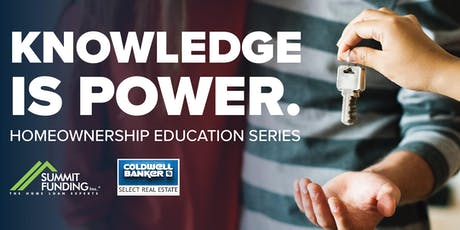 FREE Knowledge is Power Homeownership Series tickets
