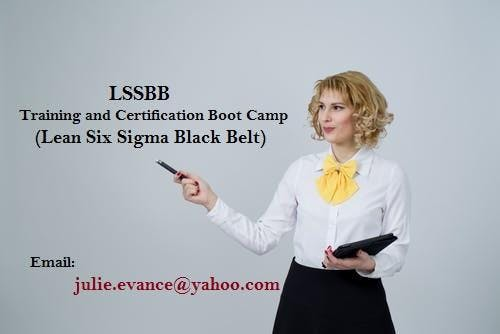 LSSBB Exam Prep Boot Camp training in Arcata, CA