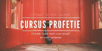 Cursus Profetie - Ontdek Gods stem voor jezelf en anderen