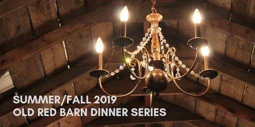 Old Red Barn Summer Dinner Series
