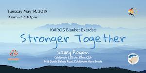 Stronger Together-Blanket Exercise-Valley Region