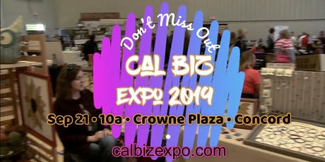 CAL BIZ EXPO 2019 tickets