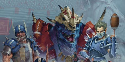 Warhammer Fest UK 2019 - Blood Bowl Championship