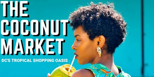 The Coconut Market: DC's Tropical Shopping Oasis