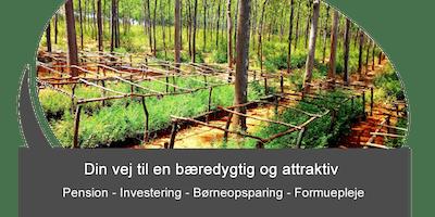 Gratis informations aften i Århus om bæredygtig investering i tropisk skov