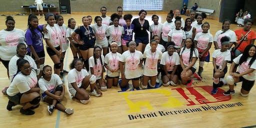 2019 Detroit Summer Girls Volleyball League
