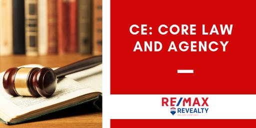 CE: Core Law and Agency
