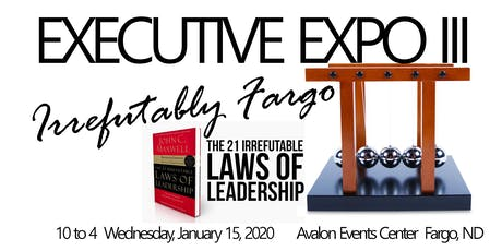 Executive Expo III: Irrefutably Fargo tickets