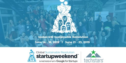 Techstars Global Startup Weekend Medellín Revolucíon Sustentable