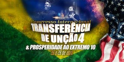 Congresso Internacional de Transferência de Unção e Prosperidade ao Extremo