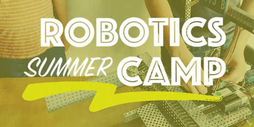 Robotics Summer Camp (3 days)