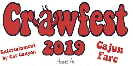 Crawfest 2019 tickets