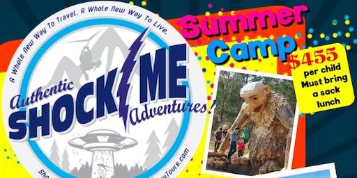 Shock Me Adventures Summer Camp