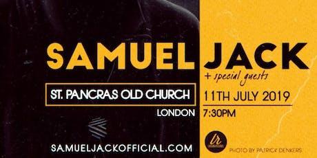 Samuel Jack Live in London (St Pancras Church) tickets