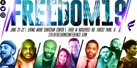 FREEDOM CONFERENCE 2019! tickets