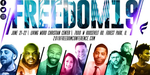FREEDOM CONFERENCE 2019!