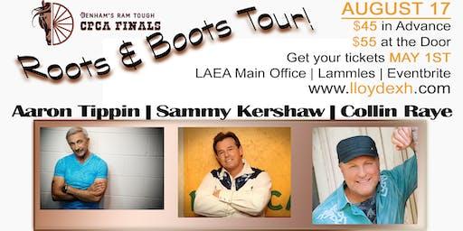 Roots & Boots Tour!
