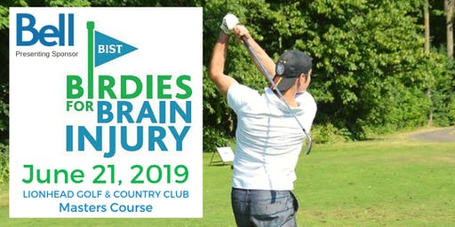 Birdies for Brain Injury Golf Tournament