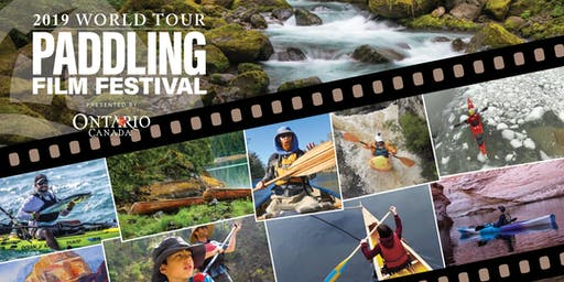 2019 World Tour Paddling Film Festival