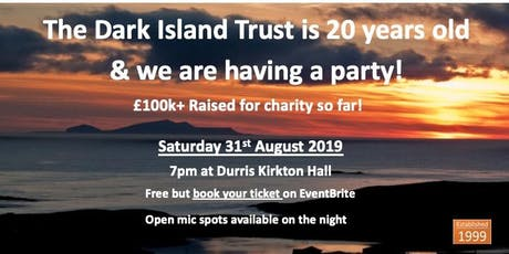 Dark Island 20th Birthday tickets