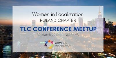 Women in Localization - TLC Conference Meetup