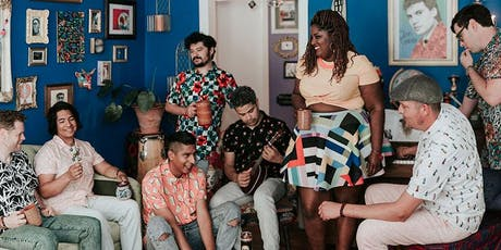 The Suffers with guest Lydia Hol Presented by Vancouver Intl Jazz Fest tickets