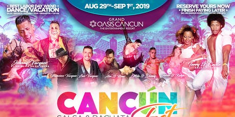 2019 Cancun Salsa Bachata Festival tickets