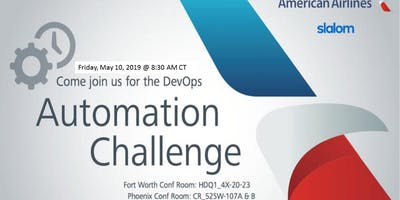 Operation Technology's Automation Challenge (AA Employees and Contractors Only)