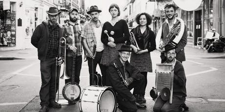 Tuba Skinny, a Folk Festival jazz band from New Orleans at Lakeshore House! tickets