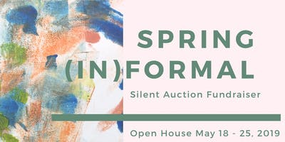 Spring (In)formal Silent Auction Fundraiser