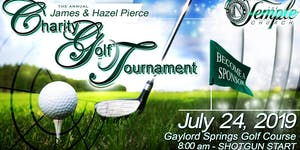The 2019 James and Hazel Pierce Charity Golf...
