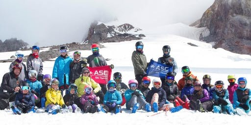 2019 Southeastern Alpine Race Camp at Mt. Hood