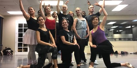 Adult Ballet Classes tickets