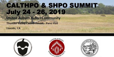 CalTHPO SHPO Summit 2019