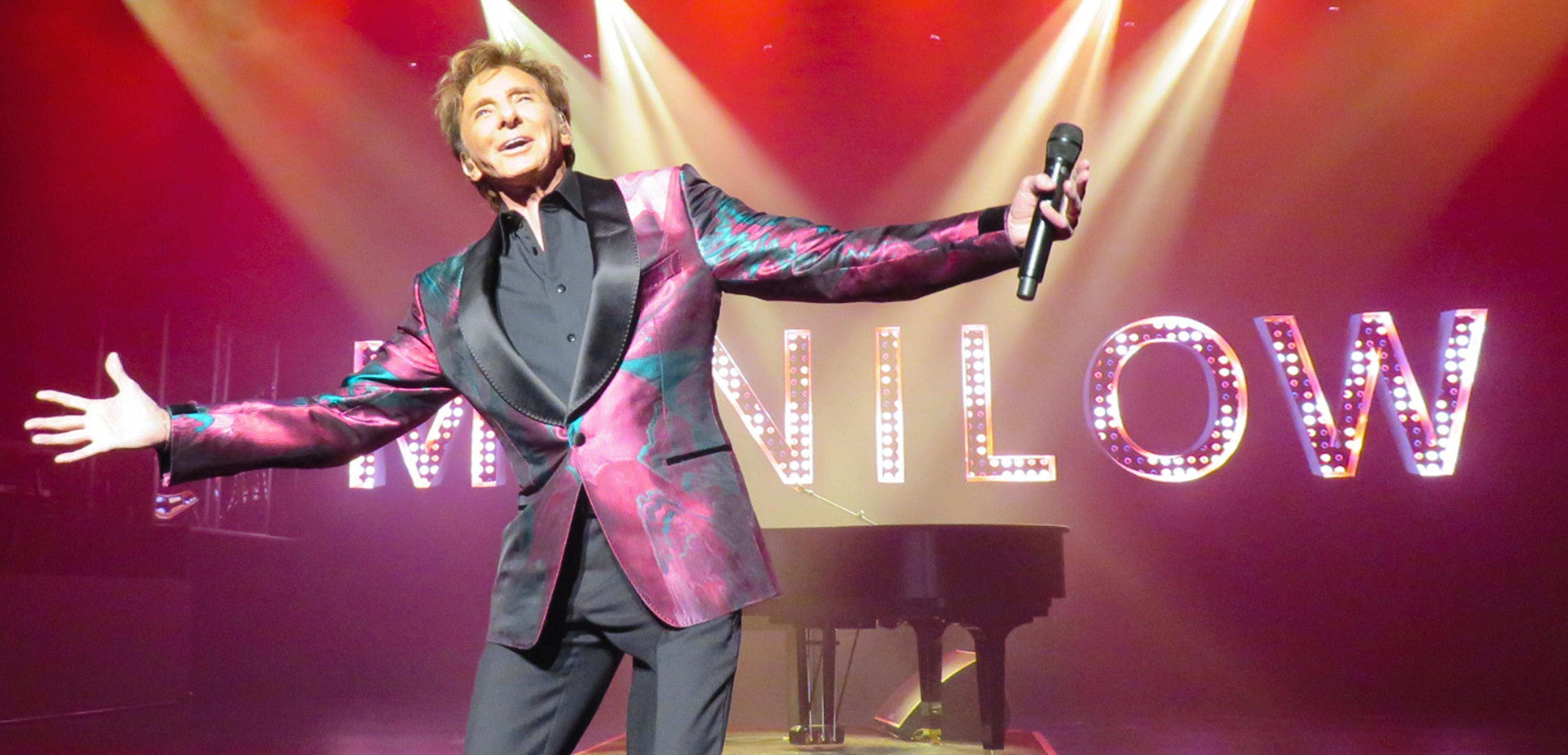MANILOW: Las Vegas - September 26, 2019 - 26 SEP 2019