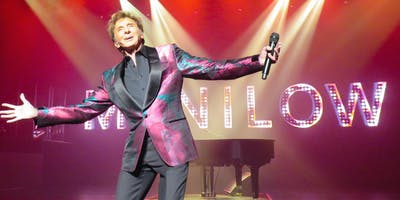 MANILOW: Las Vegas - PLATINUM - October 11, 2019