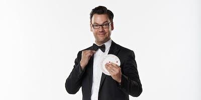 Derek Hughes Charity Magic/Comedy Show