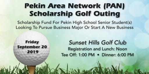 Golf Fundraiser for Pekin Scholarship Fund