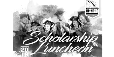 National Pan-Hellenic Council of Hawaii Scholarship Luncheon