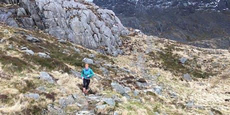 SNOWDONIA Guided Trail Running Weekend, Llanberis/Capel Curig tickets