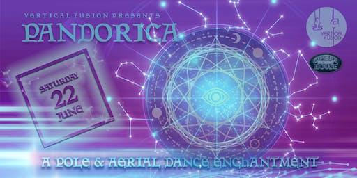 """""""Pandorica"""" Pole & Aerial Dance Enchantment (8:00 show)"""