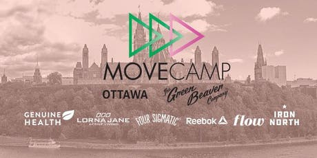 MoveCamp Ottawa - Free Lunchtime Fitness Events at Ottawa City Hall tickets