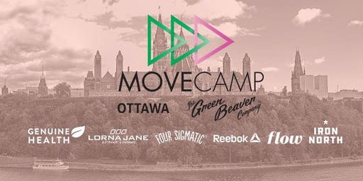 MoveCamp Ottawa - Free Lunchtime Fitness Events at Ottawa City Hall