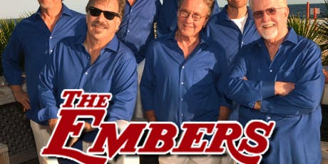 The Embers LIVE at Mangos tickets